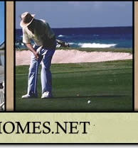 Ocean Front Golf properties